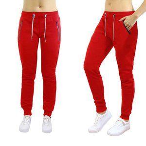 Pants - Jogger Pants with Zip Pockets